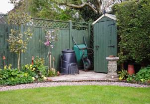 Hervorragend Gartenschrank Ratgeber ▷ Wetterfeste Schränke für den Außenbereich KI74