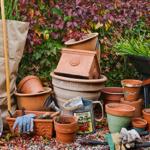 Gartenaufbewahrung