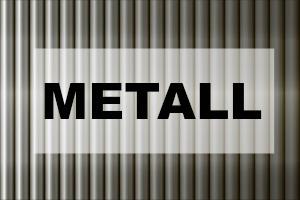 Gartenschrank Metall